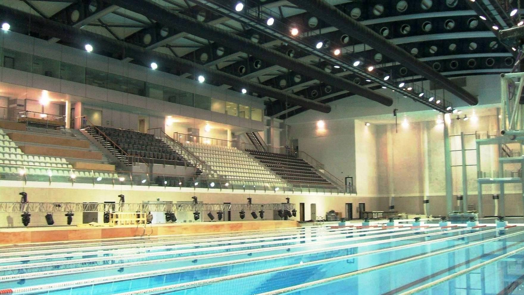 Al Sadd Sports Club Multipurpose Hall Dcb