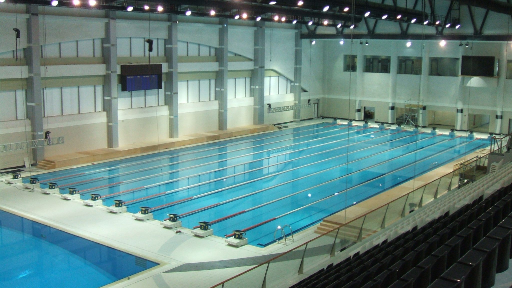 home about projects markets services contact ForAl Sadd Sports Club Swimming Pool