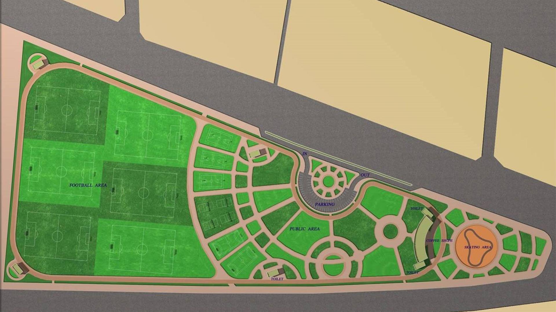 Al rayyan public park dcb for Al sadd sports club swimming pool